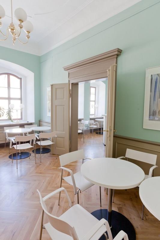 Kulturforum Haus Dacheröden, Erfurt – Innenraum