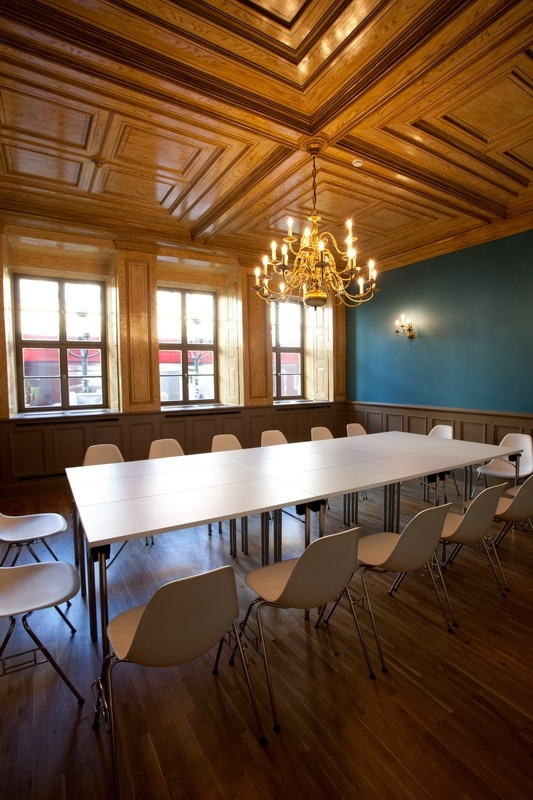 Kulturforum haus dacher den erfurt architekturb ro jutta kehr erfurt - Architekturburo erfurt ...