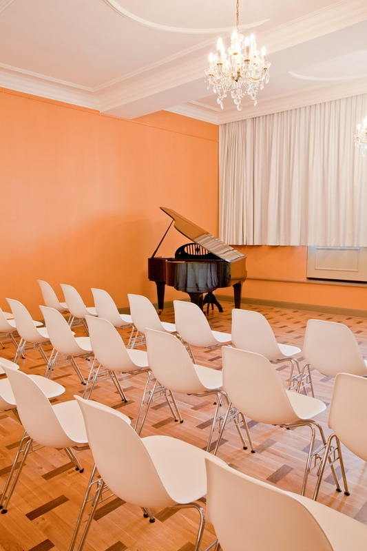 Kulturforum Haus Dacheröden, Erfurt – Saal