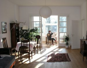 Berlin Steglitz Wohnzimmer | Architekturbüro Jutta Kehr, Erfurt