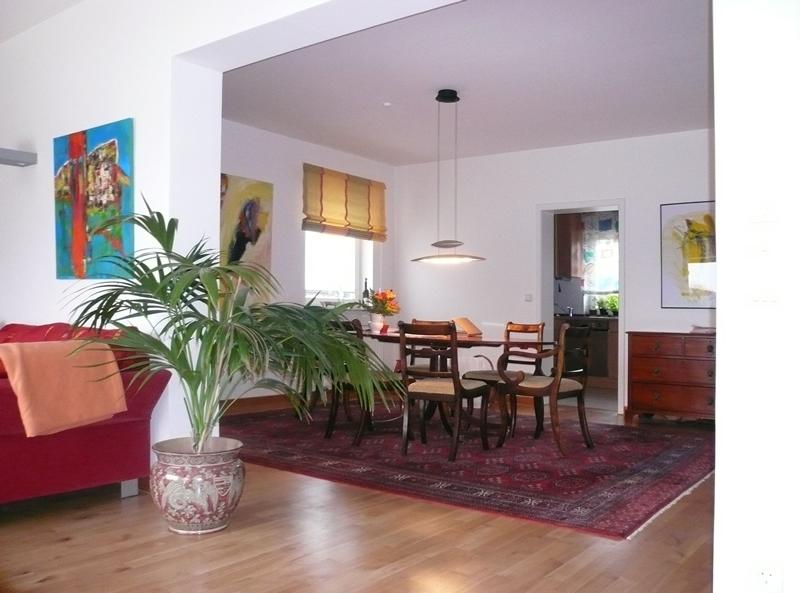 Neugestaltung eines Wohnbereiches – Wohnbereich