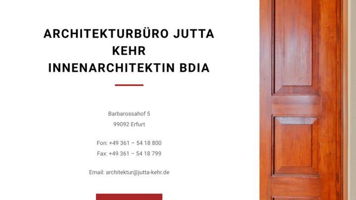 Innenarchitektur Erfurt architekturbüro jutta kehr erfurt architekturbüro jutta