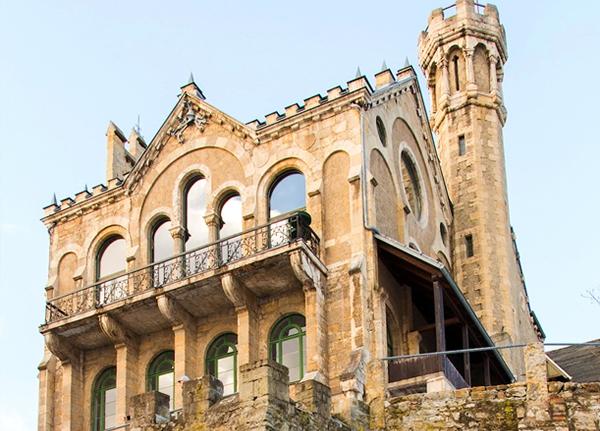 Normannenhaus Fassade